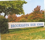Brookhaven High School  Fall 1976
